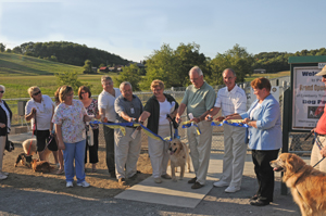 Cranberry Rotary Dog Park Opening