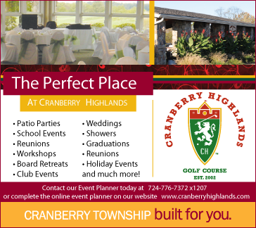 Cranberry Highlands Golf Course and Banquet Facility