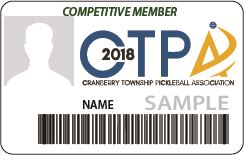 Pickleball  Id Competitive Sample