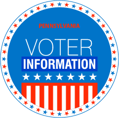 Voting Information in Pennsylvania Opens in new window