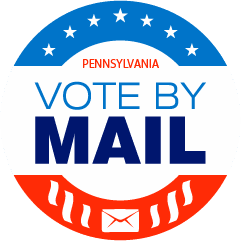 Vote by Mail Information in Pennsylvania Opens in new window