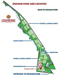 Graham Park AED Location